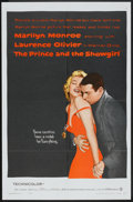 "Movie Posters:Romance, The Prince and the Showgirl (Warner Brothers, 1957). One Sheet (27""X 41""). Romance.. ..."