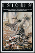 "Movie Posters:War, Tora! Tora! Tora! (20th Century Fox, 1970). One Sheet (27"" X 41"").War.. ..."
