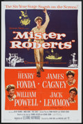 "Movie Posters:Comedy, Mister Roberts (Warner Brothers, 1955). One Sheet (27"" X 41"").Comedy.. ..."