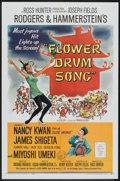 """Movie Posters:Musical, Flower Drum Song (Universal, 1961). One Sheet (27"""" X 41""""). Musical.. ..."""