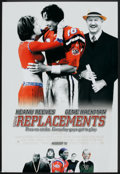 """Movie Posters:Sports, The Replacements (Warner Brothers, 2000). One Sheets (2) (27"""" X 40"""") DS Advance & Style A. Sports.. ..."""