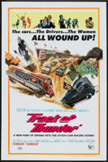 """Movie Posters:Action, Track of Thunder (United Artists, 1967). One Sheet (27"""" X 41""""). Action.. ..."""
