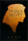 "Movie Posters:Animated, The Prince of Egypt (DreamWorks, 1998). One Sheet (27"" X 40"") DSAdvance. Animated.. ..."