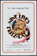 """Movie Posters:Animated, The Nine Lives of Fritz the Cat (American International, 1974). OneSheet (27"""" X 41""""). Animated.. ..."""