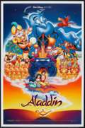 "Movie Posters:Animated, Aladdin (Buena Vista, 1992). One Sheet (27"" X 40"") DS. Animated....."