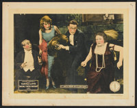 """Among Those Present (Pathé, 1921). Lobby Cards (2) (11"""" X 14""""). Comedy. ... (Total: 2 Items)"""