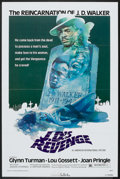 "Movie Posters:Blaxploitation, J.D.'s Revenge (American International, 1976). One Sheet (27"" X 41""). Blaxploitation.. ..."