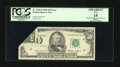 Error Notes:Foldovers, Fr. 2122-D $50 1985 Federal Reserve Note. PCGS Apparent Fine 15.....