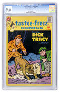 Silver Age (1956-1969):Miscellaneous, Tastee-Freez Comics #6 File Copy (Harvey, 1957) CGC NM+ 9.6Off-white pages....