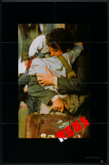 "Movie Posters:Drama, Reds (Paramount, 1981). One Sheet (26.5"" X 40"") and Lobby Card Set of 8 (11"" X 14""). Drama.. ... (Total: 9 Items)"