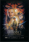 """Movie Posters:Science Fiction, Star Wars: Episode I - The Phantom Menace (20th Century Fox, 1999). One Sheet (27"""" X 40""""). Science Fiction.. ..."""
