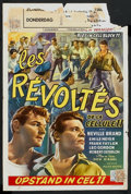 """Movie Posters:Drama, Riot in Cell Block 11 (Allied Artists, 1954). Belgian (14"""" X 21.5""""). Drama.. ..."""