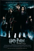 "Movie Posters:Fantasy, Harry Potter and the Goblet of Fire (Warner Brothers, 2005). OneSheet (27"" X 40"") SS. Fantasy.. ..."