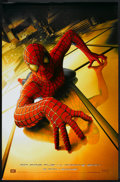"Movie Posters:Action, Spider-Man (Columbia, 2002). One Sheet (27"" X 40"") DS Advance. Action.. ..."