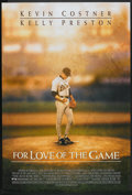 "Movie Posters:Sports, For Love of the Game (Universal, 1999). One Sheets (2) (27"" X 40"") DS Advance & Style A. Sports.. ... (Total: 2 Items)"