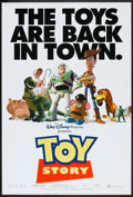 "Movie Posters:Animated, Toy Story (Buena Vista, 1995). One Sheet (27"" X 40"") DS. Animated....."