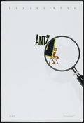 "Movie Posters:Animated, Antz (DreamWorks, 1998). One Sheet (27"" X 40"") DS Advance. Animated.. ..."
