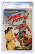 Golden Age (1938-1955):Science Fiction, Space Patrol #1 (Ziff-Davis, 1952) CGC VF 8.0 Off-white to whitepages....