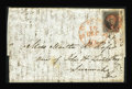 Stamps, #2, 1847, 10c Black. (Used)....