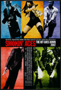 "Movie Posters:Action, Smokin' Aces (Universal, 2006). One Sheet (27"" X 40"") DS. Action.. ..."