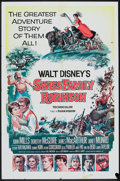 "Movie Posters:Adventure, Swiss Family Robinson (Buena Vista, 1960). One Sheet (27"" X 41"").Adventure.. ..."