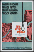 "Movie Posters:War, Man in the Middle (20th Century Fox, 1964). One Sheet (27"" X 41"").War.. ..."
