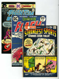 Bronze Age (1970-1979):Miscellaneous, DC Bronze Age Large Group (DC, 1970s) Condition: Average VF/NM....
