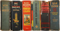 Platinum Age (1897-1937):Miscellaneous, Big Little Book Adventure Group (Whitman, 1933-38).... (Total: 6Items)