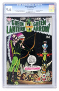 Silver Age (1956-1969):Superhero, Green Lantern #79 (DC, 1970) CGC NM+ 9.6 Off-white pages....