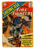Silver Age (1956-1969):Adventure, Showcase #1 Fire Fighters (DC, 1956) Condition: FR....