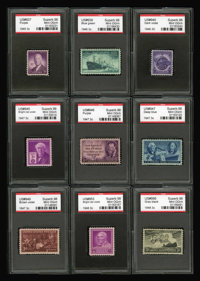 #937//1108, High Grade Mint U.S. Collection, SUP 98 PSE. (Original Gum - Never Hinged)