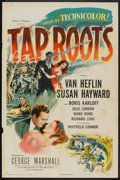 """Movie Posters:Drama, Tap Roots (Universal, 1948). One Sheet (27"""" X 41""""). Drama.. ..."""