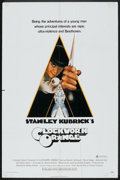 "Movie Posters:Science Fiction, A Clockwork Orange (Warner Brothers, 1971). One Sheet (27"" X 41"").Science Fiction.. ..."