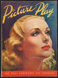 """Movie Posters:Miscellaneous, Picture Play (January, 1937). Magazine (Multiple Pages, 8.5"""" X 11.5""""). Miscellaneous.. ..."""