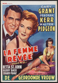 """Movie Posters:Comedy, Dream Wife (MGM, 1953). Belgian (14"""" X 19.25""""). Comedy.. ..."""