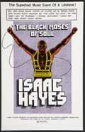 Movie Posters:Blaxploitation, The Black Moses of Soul (Aquarius Releasing, 1973). Pressbook (Multiple Pages). Blaxploitation.. ...