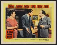"""Edward G. Robinson Lot (Various, 1950s-1960s). Lobby Cards (16) (11"""" X 14""""). Miscellaneous. ... (Total: 16 Ite..."""