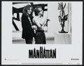 """Movie Posters:Comedy, Manhattan (United Artists, 1979). Lobby Card Set of 8 (11"""" X 14""""). Comedy.. ... (Total: 8 Items)"""