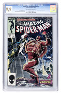 Modern Age (1980-Present):Superhero, The Amazing Spider-Man #293 (Marvel, 1987) CGC MT 9.9 Off-white towhite pages....
