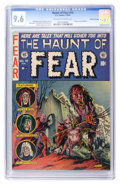 Golden Age (1938-1955):Horror, Haunt of Fear #14 Gaines File pedigree 5/12 (EC, 1952) CGC NM+ 9.6Off-white to white pages....