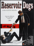 "Movie Posters:Crime, Reservoir Dogs (Metropolitan Film Export, 1992). French Grande (45""X 62""). Crime.. ..."