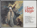 "Movie Posters:Animated, The Lord of the Rings (United Artists, 1978). Subway (45"" X 59"").Animated.. ..."