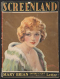 """Movie Posters:Miscellaneous, Screenland (September, 1926). Magazine (8.25"""" X 11""""). Miscellaneous.. ..."""
