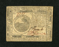 Colonial Notes:Continental Congress Issues, Continental Currency November 29, 1775 $6 Extremely Fine....