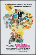 "Movie Posters:Animated, Bedknobs and Broomsticks (Buena Vista, R-1979). One Sheet (27"" X41""). Family.. ..."