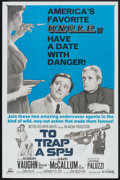 """Movie Posters:Action, To Trap a Spy (MGM, 1966). One Sheet (27"""" X 41""""). Action.. ..."""