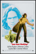 "Movie Posters:Cult Classic, Two-Lane Blacktop (Universal, 1971). International One Sheet (27"" X41""). Cult Classic.. ..."