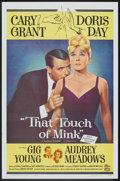 """Movie Posters:Comedy, That Touch of Mink (Universal, 1962). One Sheet (27"""" X 41""""). Comedy.. ..."""