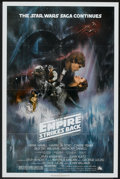 "Movie Posters:Science Fiction, The Empire Strikes Back (20th Century Fox, 1980). One Sheet (27"" X41""). Style A. Science Fiction.. ..."