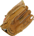 Autographs:Letters, Cal Ripken, Jr. Signed Fielder's Glove. Rawlings RBG28 PlayersSeries fielder's glove sports a sharpie signature courtesy o...